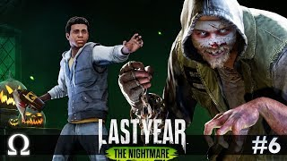LAST SECOND HATCH CLUTCH! | Last Year: The Nightmare #6 Multiplayer Ft. Nogla, Mini, Kryoz + More