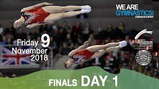 33rd Trampoline Worlds - Day 2 - Finals