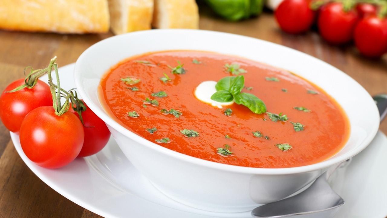 Как приготовить томатный суп в домашних условиях 918