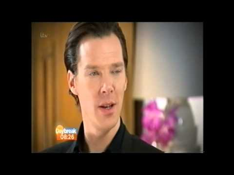  Benedict Cumberbatch Interview, Daybreak, May '13 