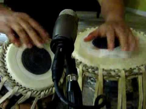 Tabla Lesson - Pradip Ghosh - Drut Ektaal