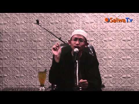 Kedudukan Sunnah Dalam Syariat Oleh:Ustadz Badrusalam,Lc - Part 1