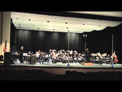 Angels in the Architecture - Westwood Honors Band
