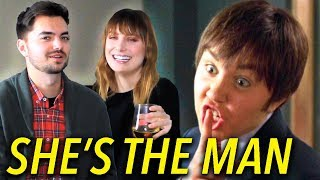 Drunk Movie Review: She's the Man feat. Elliott Morgan