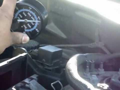 Las revocaciones sobre reno el tráfico la gasolina