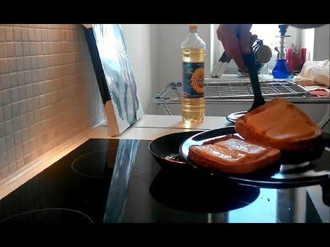 Ароматные хлебные тосты с сыром
