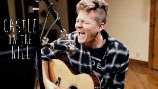 "download lagu Ed Sheeran - ""castle On The Hill"" Tyler Ward gratis"