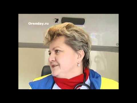 Оренбурженка родила прямо в машине скорой помощи