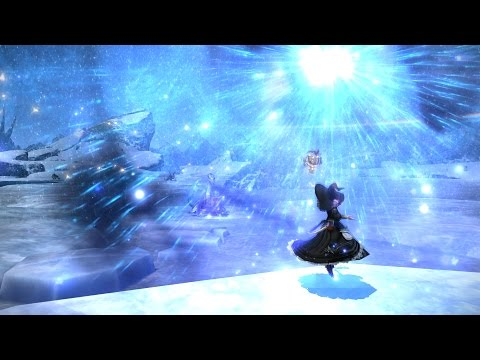 Final Fantasy XIV : Heavensward - Job Actions