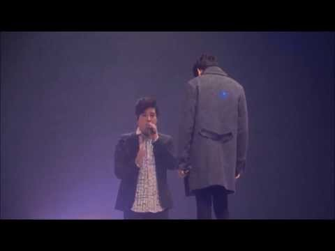 [hd Fancam] 131228 Shindong & Eunhyuk - Confession  Smtown Week Treasure Island (슈퍼주니어) video