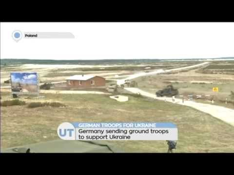 German Troops for Ukraine: Germany sending ground troops to support Ukraine