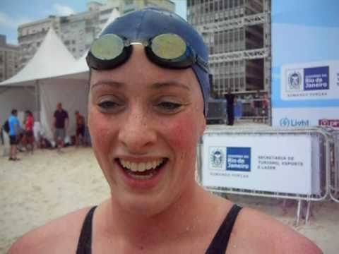 Christine Jennings Describes Victory At The Queen of the Sea Grid Sprint