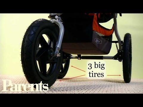 Baby Safety Tips - Jogging Stroller Safety | Parents
