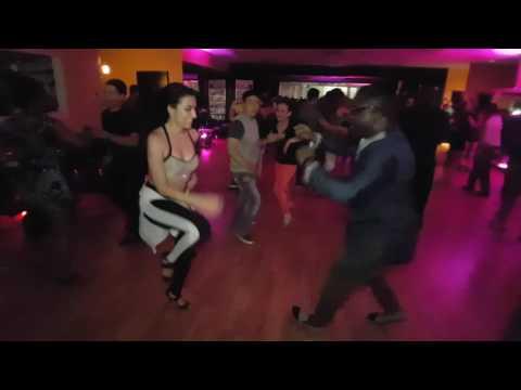 Ike y Tanya - Salrica Salsa Social