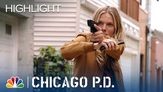 Ruzek Saves Upton from a Shooter - Chicago PD (Episode Highlight)