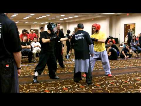 Vegas Kung Fu Championship - Continuous Sparring Music Video Image 1