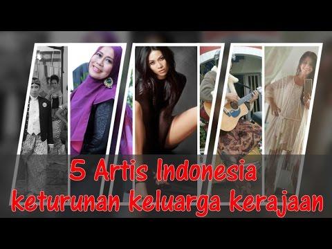 5 Artis Indonesia keturunan keluarga kerajaan  | Info Artis Indonesia - Indotoplist
