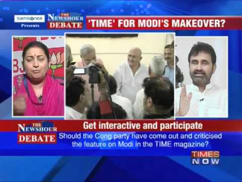 Debate: 'TIME' for Modi's makeover?-1