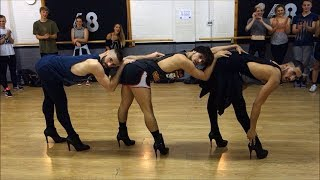 Beyonce Video - YANIS MARSHALL CHOREOGRAPHY. MUSIC BY BEYONCE. FEAT ARNAUD & MEHDI. STUDIO68 LONDON #BGT REHEARSAL