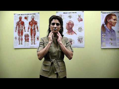 2011-9-1 TMJ Posture  exercises for Physical Therapy Renaissance website.MOV