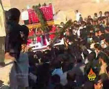 2008 Mukhtar Ali Shedi Noha 7° : (part 1) Hay Khaiyam Day video