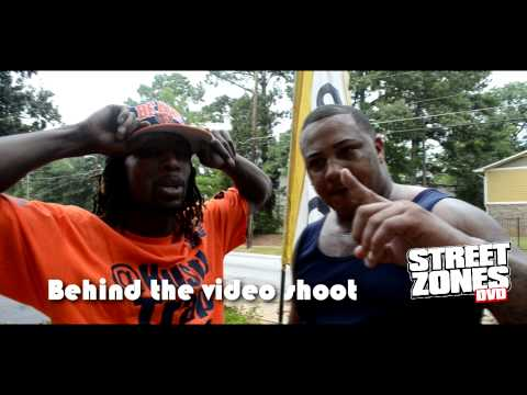 2040 BME -BEHIND THE SCENE VIDEO SHOOT- BINO - STREET ZONES DVD