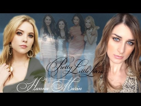 Pretty Little Liars Hanna Marin (Ashley Benson) makeup tutorial inspired look