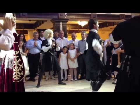 Свадьба традиции на Кавказе !!