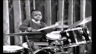 James Bradley Junior with Nat King Cole on Jack Benny Program