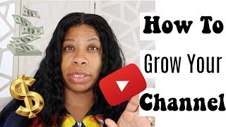 How to Grow Your YouTube Channel | Tips No One Shares | JaVlogs