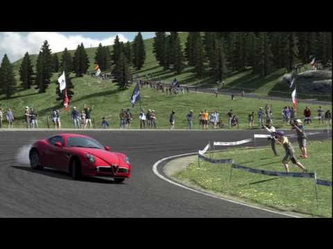 Gran Turismo 5 - Eiger Nordwand (Grand Tour) GOLD