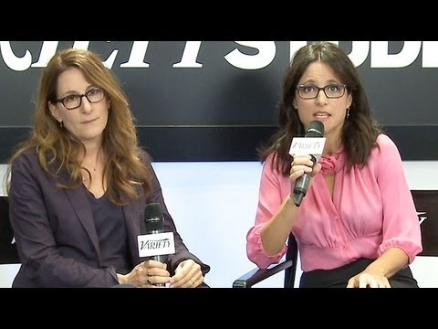 Julia Louis Dreyfus And Nicole Holofcener Talk Enough Said - TIFF 2013