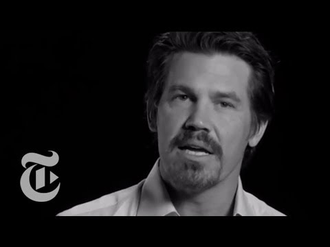 T Screen Test Films : Josh Brolin Interview