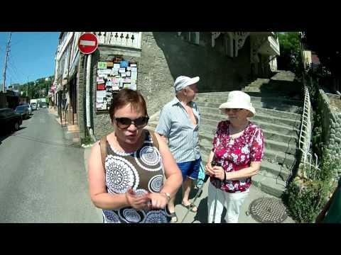 Кто уничтожает г Алупку.Крым