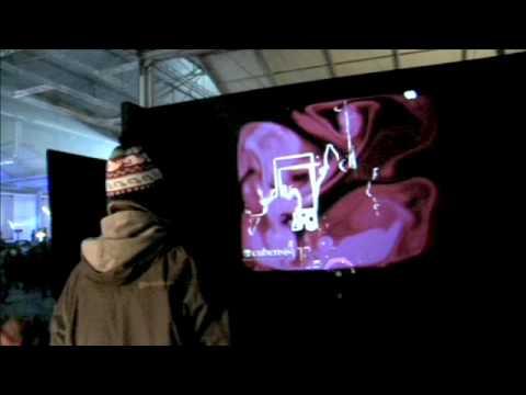 REC MADRID 2010: Instalaciones Cubensis - Matadero