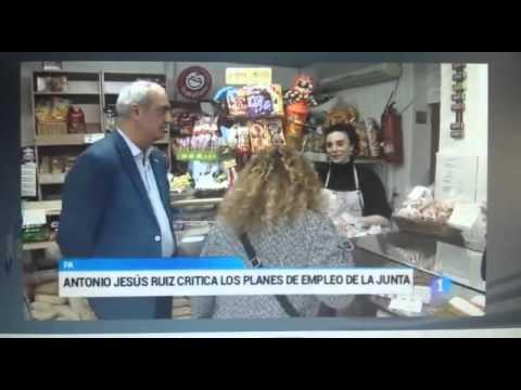 Sobre los planes parche de empleo de la Junta Andalucía