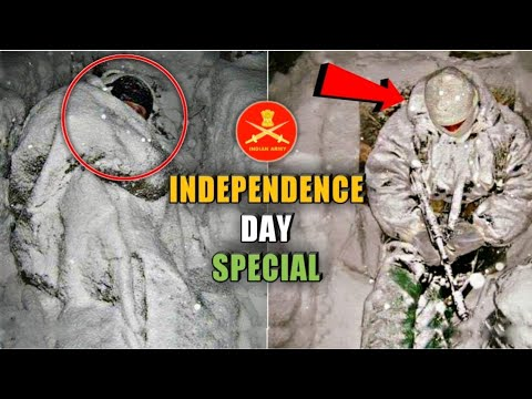 Independence Day Special - Life Of A Soldier At Siachen Glacier | Indian Army Soldiers In Siachen thumbnail