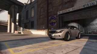 GTA 5 Online - Getting The Fathom FQ 2 For Simeon