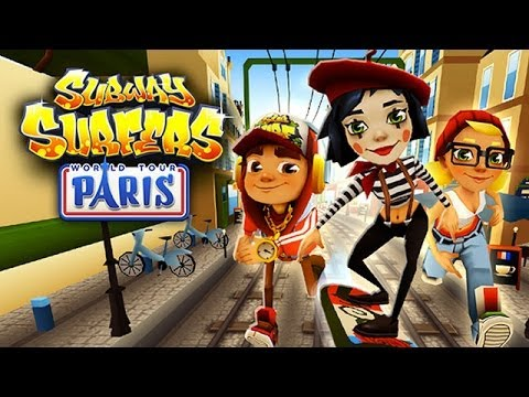 How to control | play subway surfers using keyboard on PC?