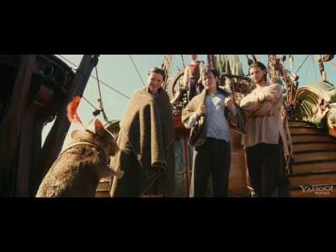 The Chronicles of Narnia: The Voyage of the Dawn Treader - Trailer 3 [HD]