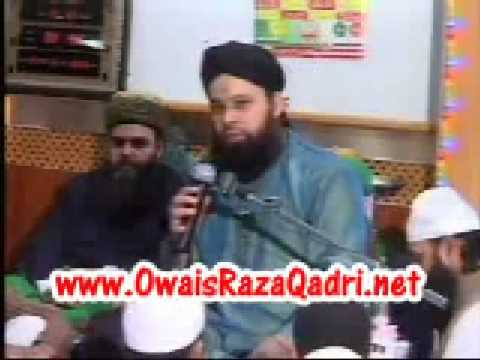 Tere Naam Khuwaja Moinuddin Recited By Owais Raza Qadri  Mehfil-e- Naat Manchester 2009 video