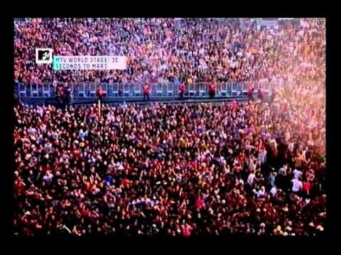 30 Seconds to Mars - Intro & Night of the Hunter (Live @ Rock Am Ring 2010) Music Videos
