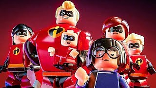 LEGO The Incredibles Official Trailer (Animation / Game)