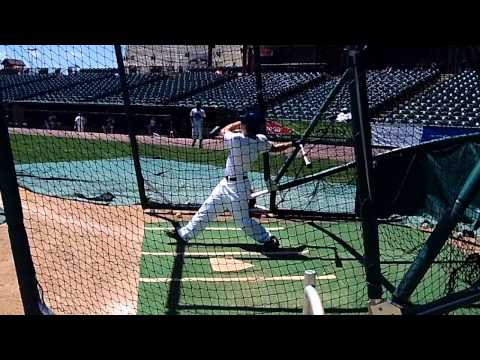 Darren Prebble (Dematha Catholic High School) 2015 Hitting