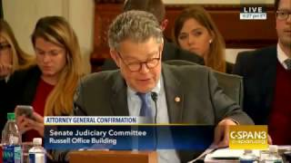 Dem. Al Franken; Trump Believes in Wikileaks not our Intelligence Community