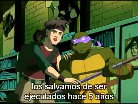 [SUB ESPAÑOL] TMNT - S03E21 Same as it never was