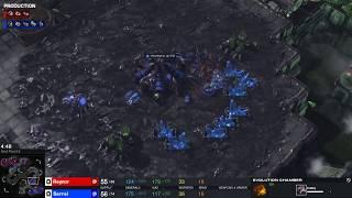 Serral vs Reynor   Game 1   QUARTERFINAL   ZvZ   WCS Valencia   Starcraft 2