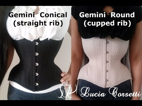 GEMINI CORSET REVIEW!! (Timeless Trends)   Lucy's Corsetry