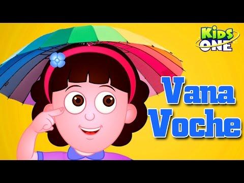 Telugu Animated Rhymes Vana Voche video