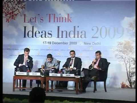 Ideas India 2009 SESSION 10: Why is Economic Growth Not Translating to Economic Prosperity for All?